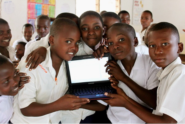 Laptops For Nigerian School Children