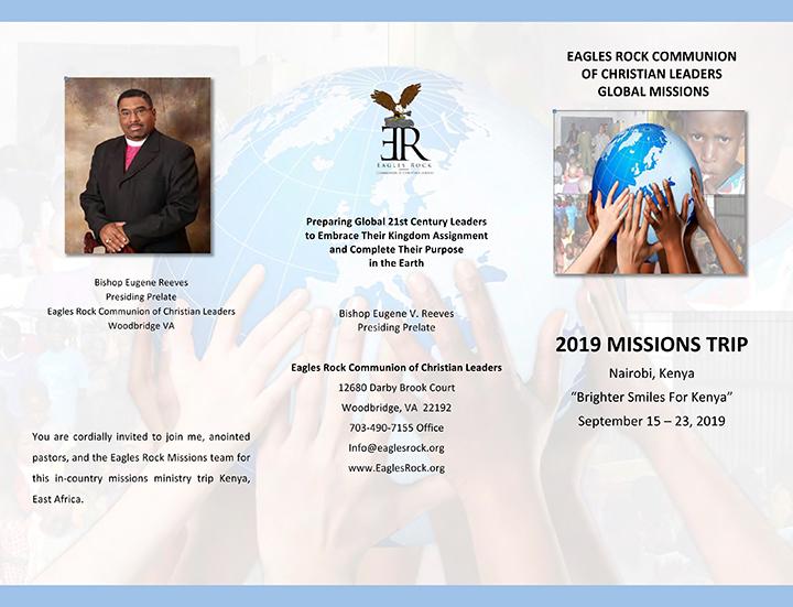 Kenya Missions Trip 2019